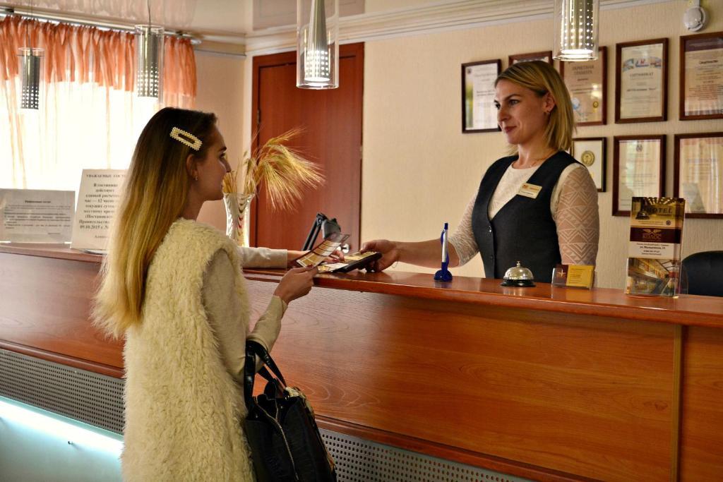 Отель Гостиница Колос - отзывы Booking