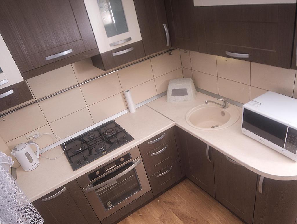 Апартаменты/квартира  Apartment on Chernyakhovskogo 4A  - отзывы Booking