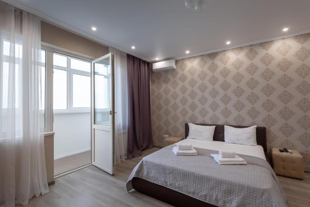 Апартаменты/квартиры Deluxe Apartment ЖК Атаман - отзывы Booking