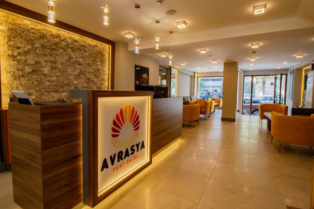 Отель  Avrasya Port Hotel  - отзывы Booking