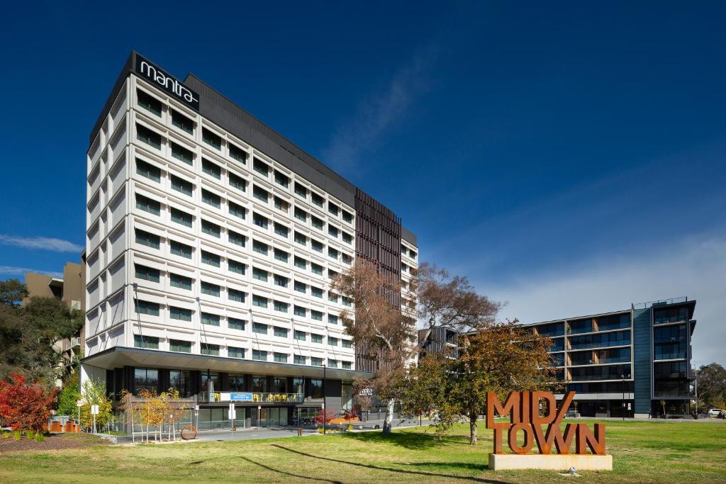 Отель  Отель  Mantra MacArthur Hotel