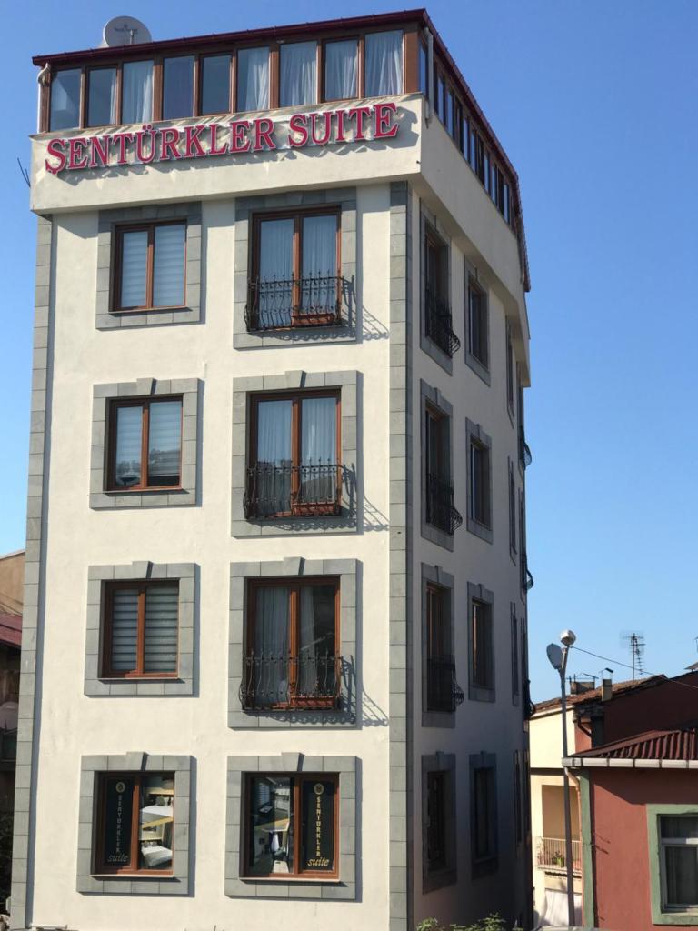 Апарт-отель Senturkler Suite - отзывы Booking