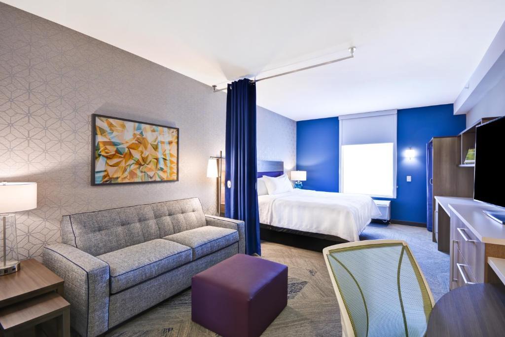 Отель  Home2 Suites By Hilton Plano Richardson  - отзывы Booking
