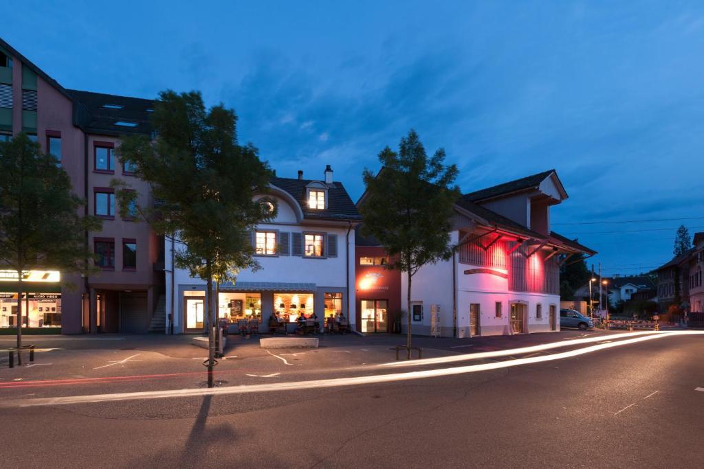 Отель  Kulturhotel Guggenheim  - отзывы Booking