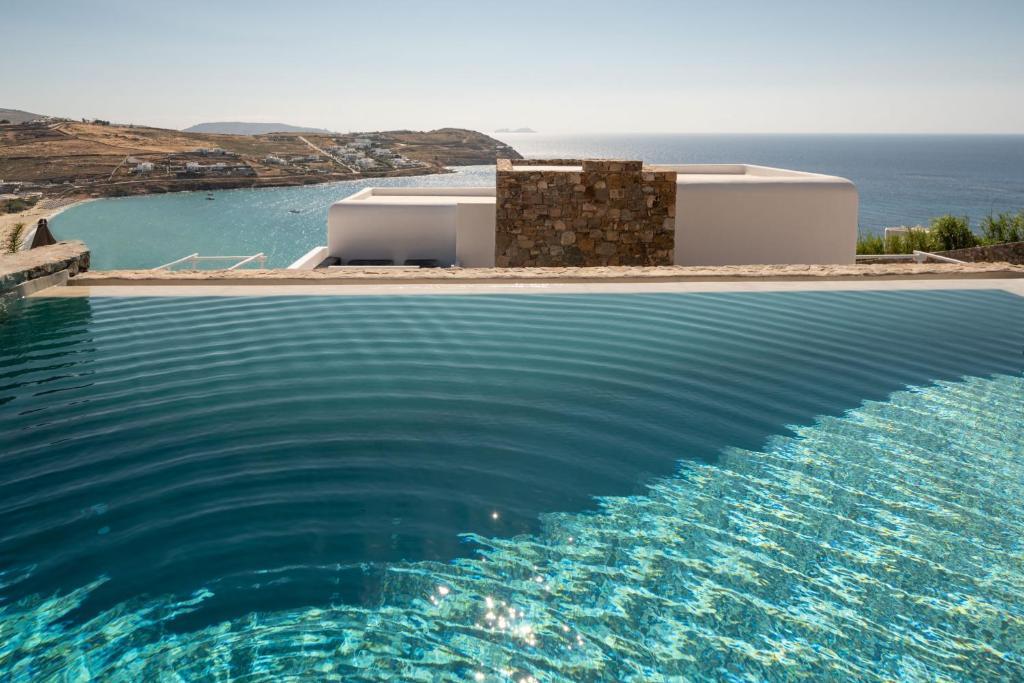 Отель типа «постель и завтрак»  The Summit of Mykonos  - отзывы Booking