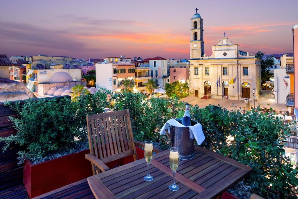 Апартаменты/квартиры  Vener Luxury Suites  - отзывы Booking