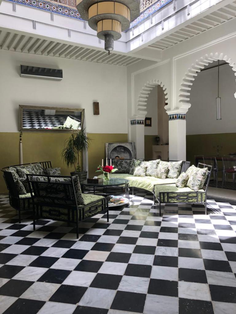 Отель типа «постель и завтрак»  Riad Aziman  - отзывы Booking