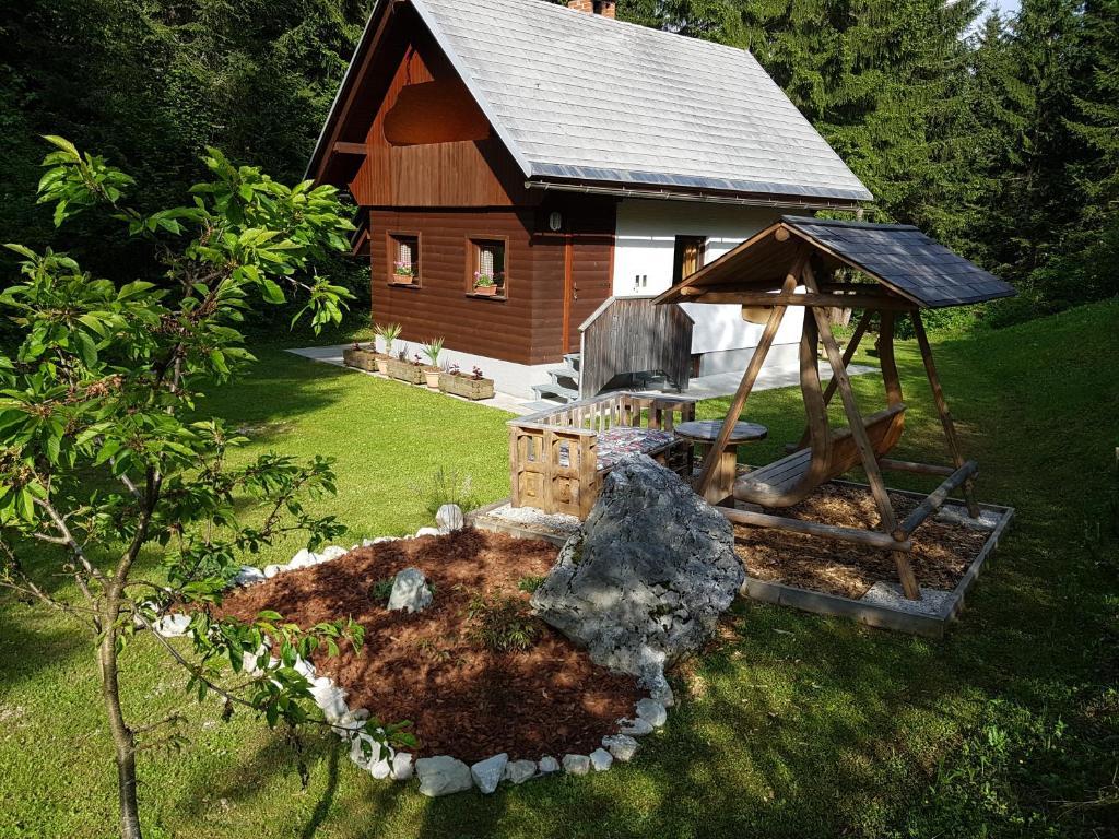 Загородный дом  Lodge In Koprivnik  - отзывы Booking
