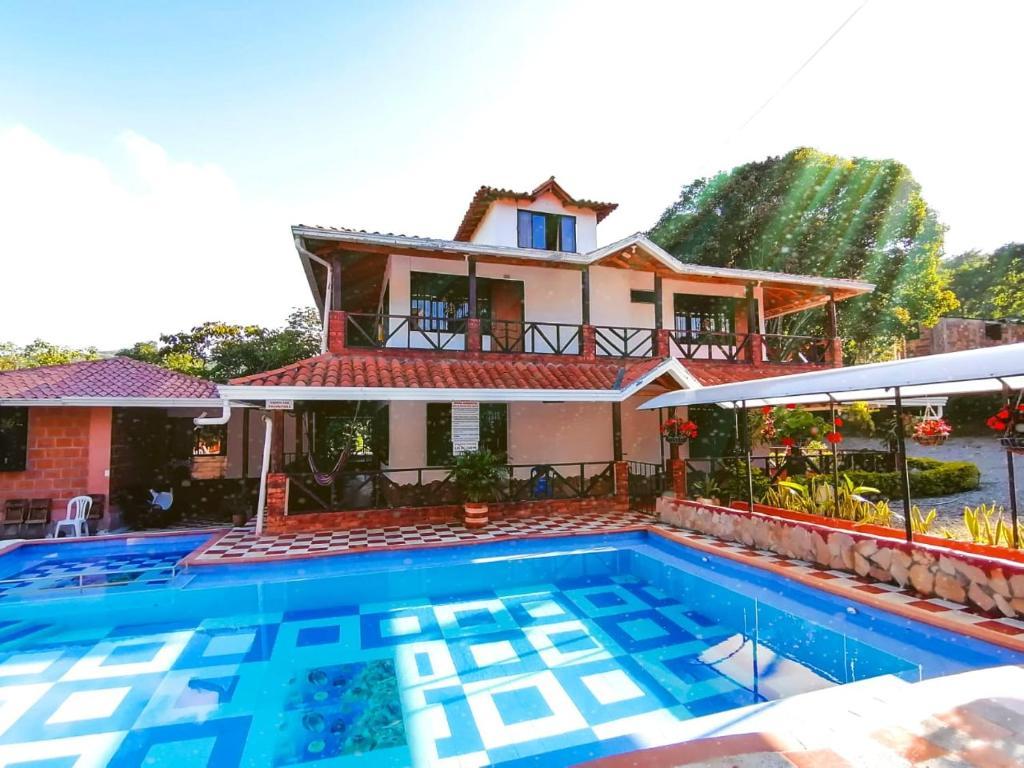 Отель  Casa Campestre Las Nieves  - отзывы Booking