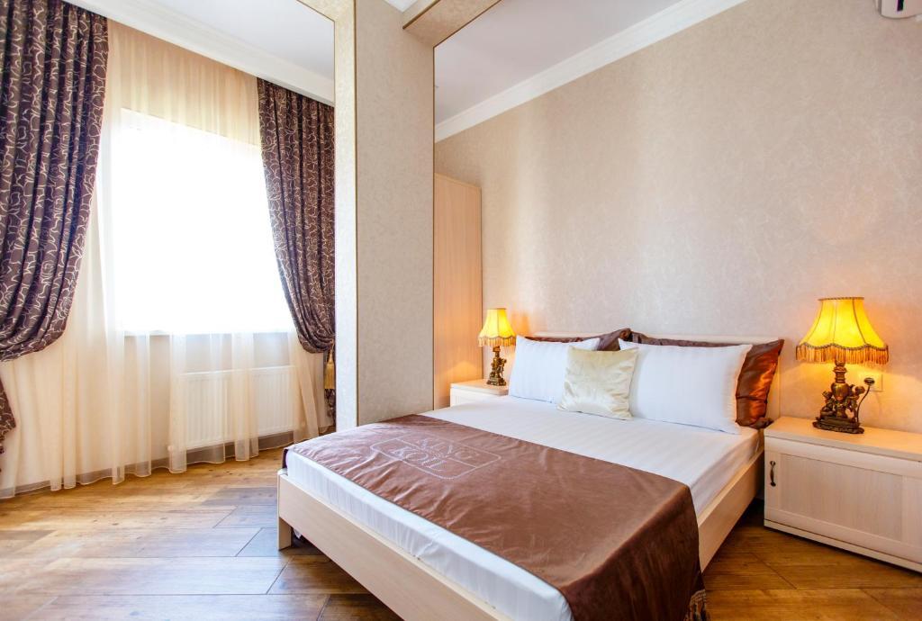 Апартаменты/квартиры  Akropol Apartments  - отзывы Booking