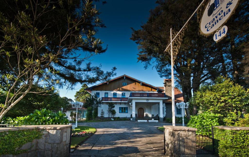 Гостевой дом  Pousada Cravo e Canela - Roteiros de Charme  - отзывы Booking