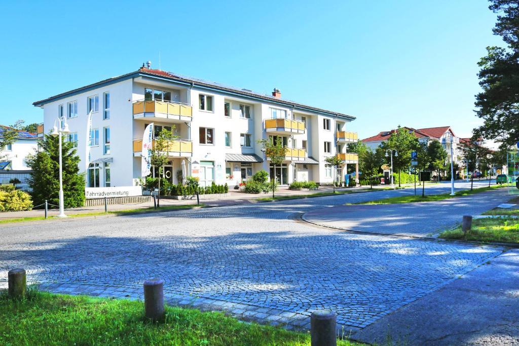 Апартаменты/квартиры  Ferienhaus Strand Achtzehn Strandnah