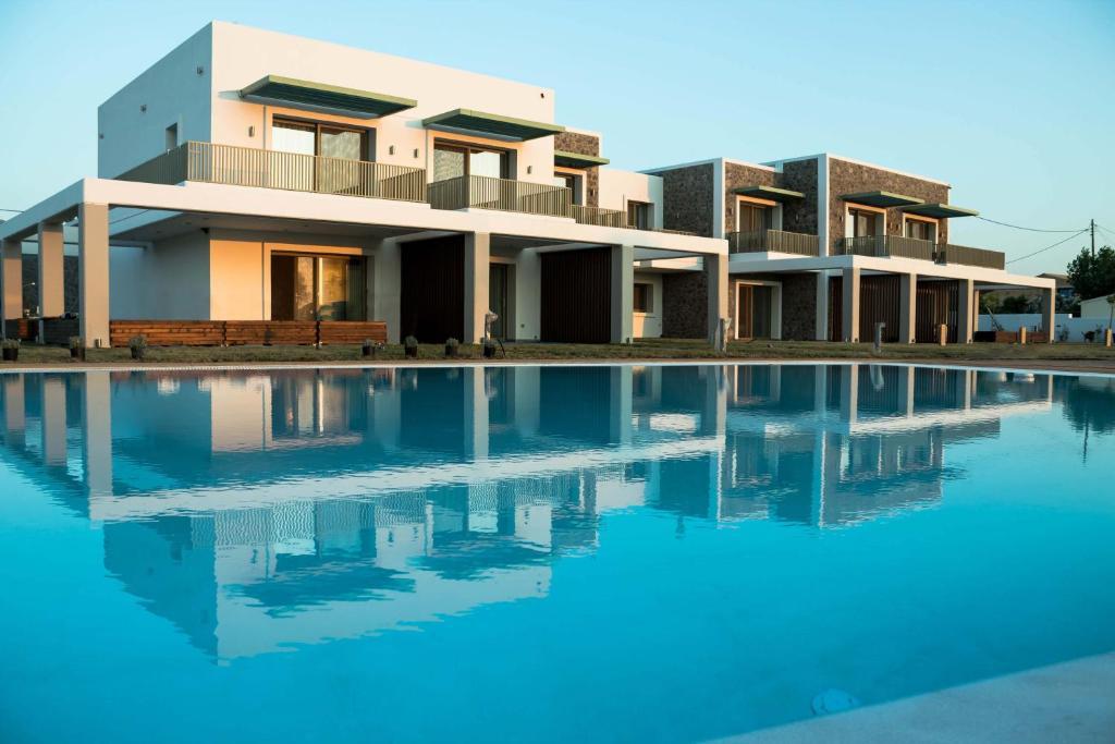 Апарт-отель  Kyma Suites  - отзывы Booking