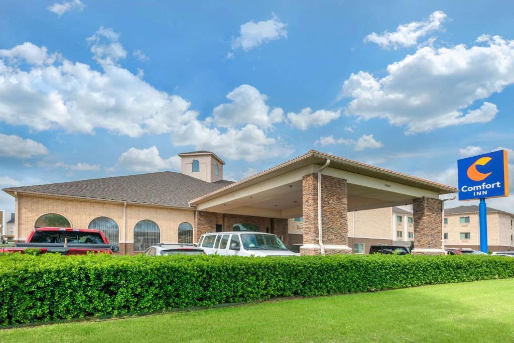 Отель Comfort Inn DFW Airport North - отзывы Booking
