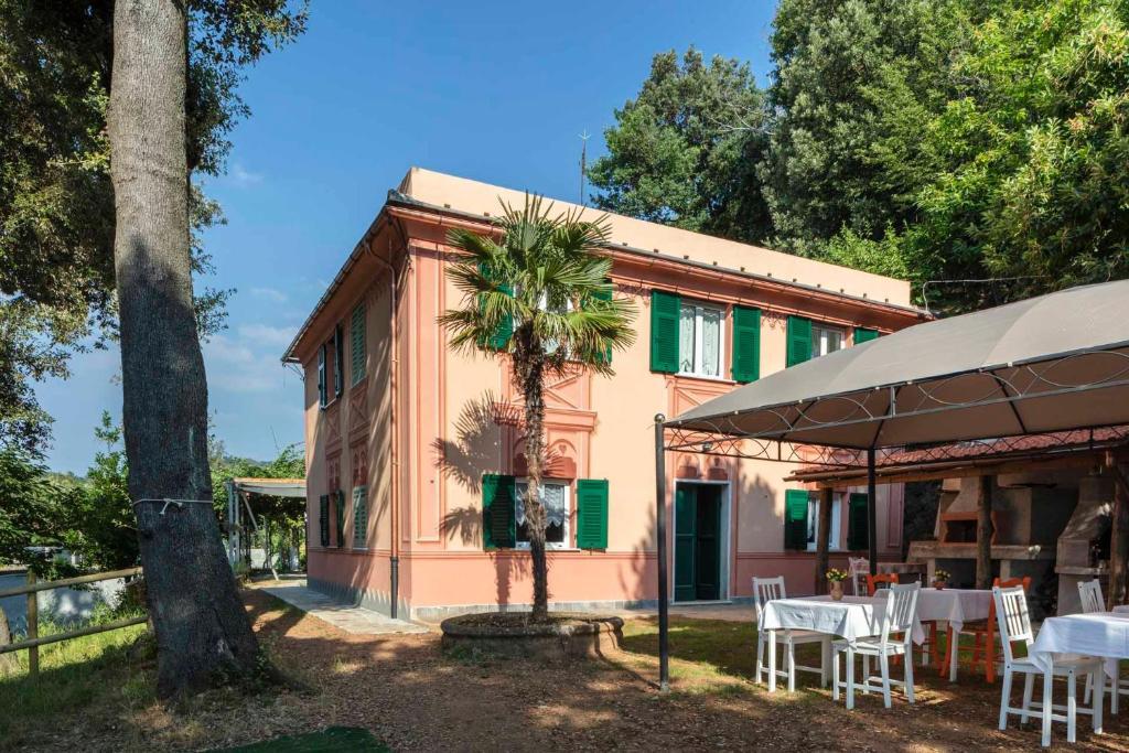 Отель типа «постель и завтрак» Отель типа «постель и завтрак» La BRIGNA B&B Il Bosco Sul Mare