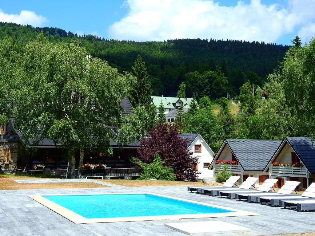 Дом для отпуска  OśRODEK BORSZÓWKA Dom Nad Potokiem  - отзывы Booking