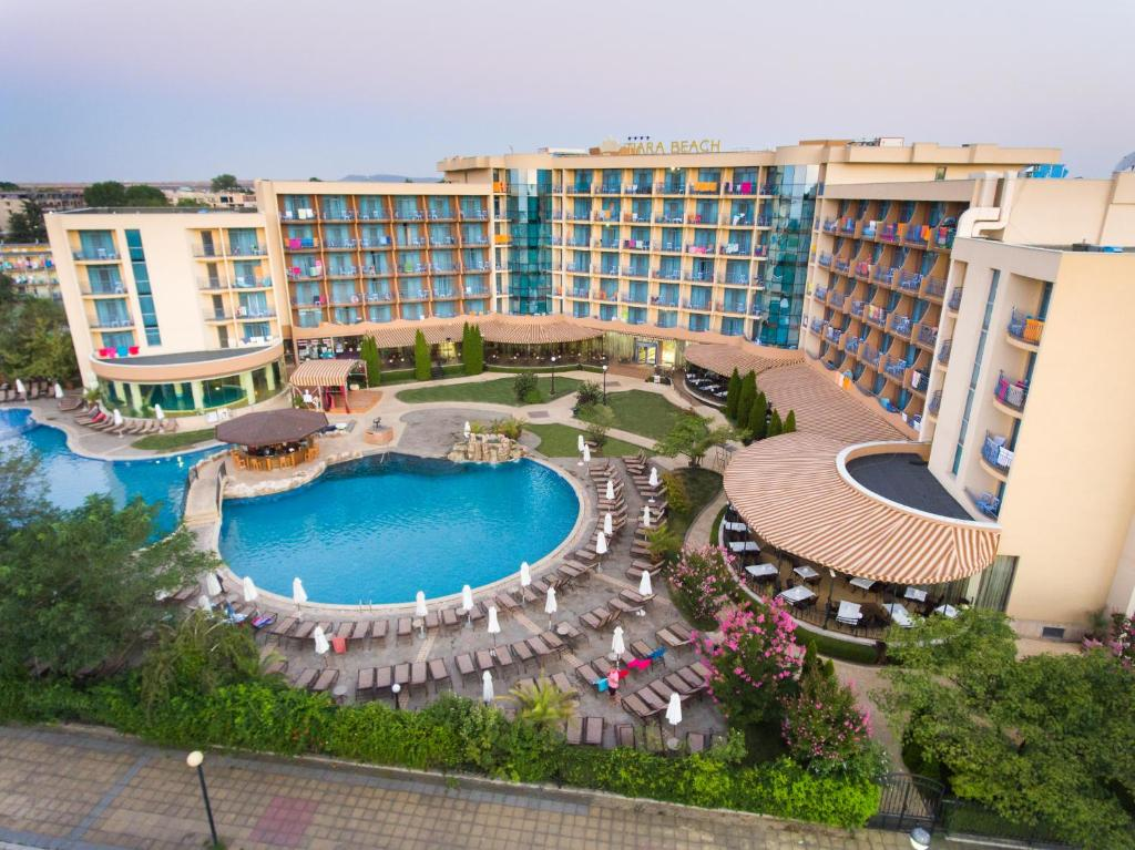 Отель Tiara Beach - All Inclusive - отзывы Booking