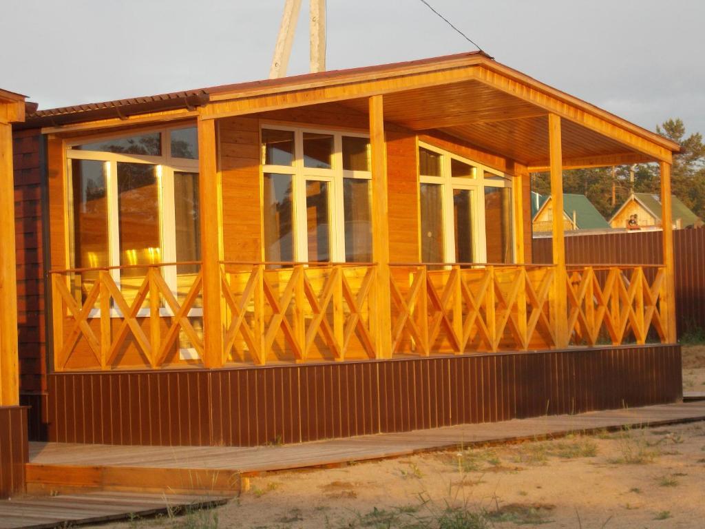 Комплекс для отдыха Holiday Park on Olkhon - отзывы Booking