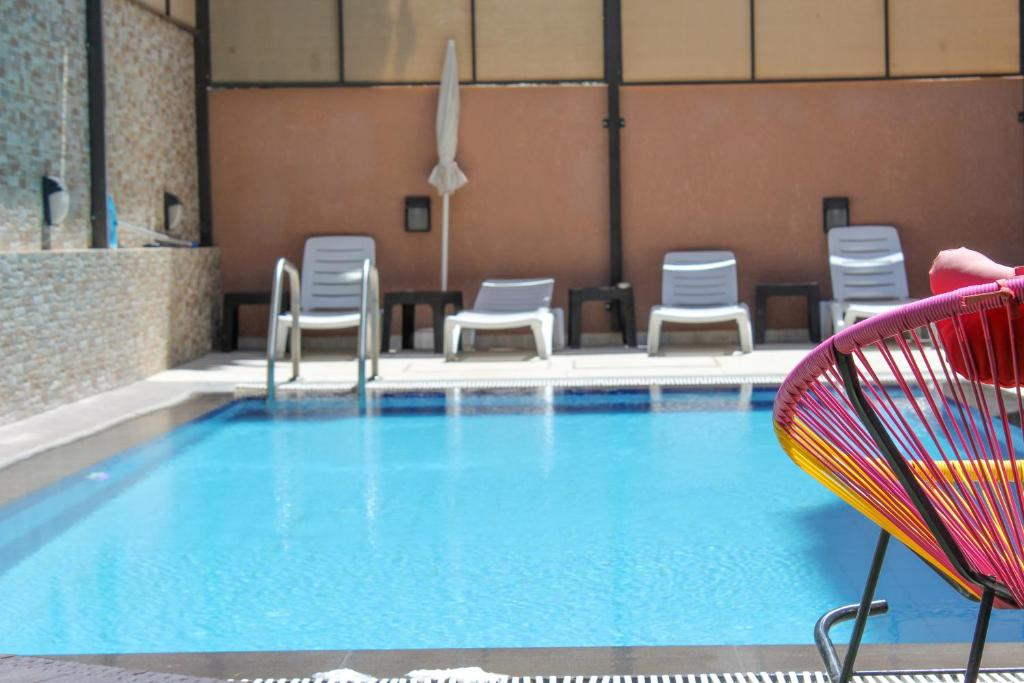 Апарт-отель  Almond Hotel Apartments