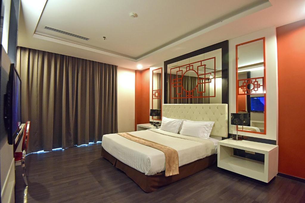 Отель  Jindagu Hotel Ipoh  - отзывы Booking