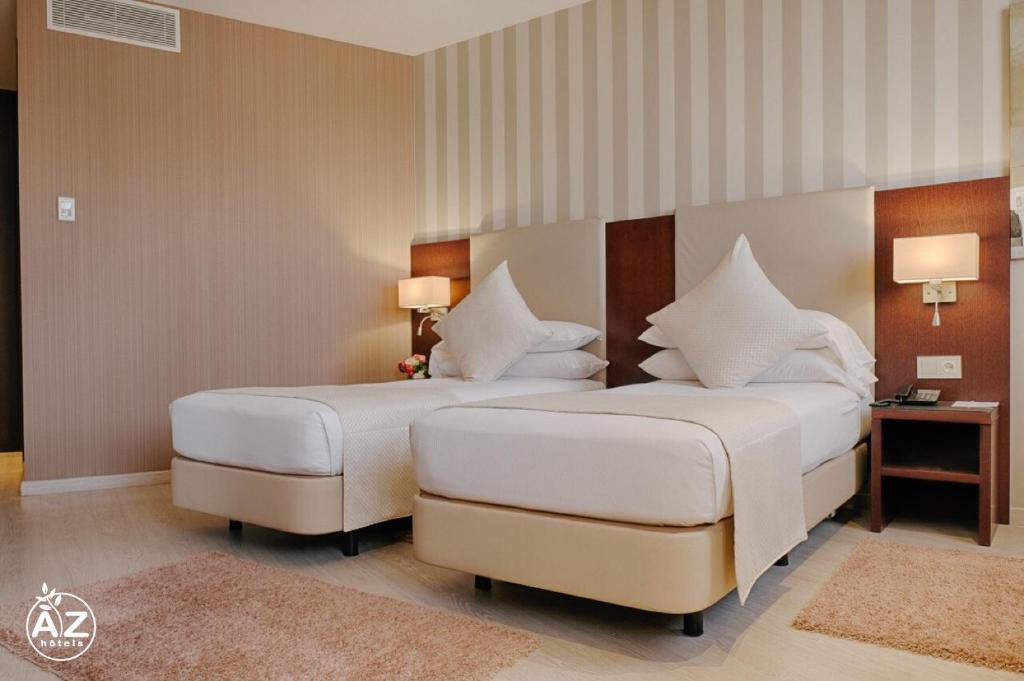 Отель  Отель  AZ Hôtels Zeralda