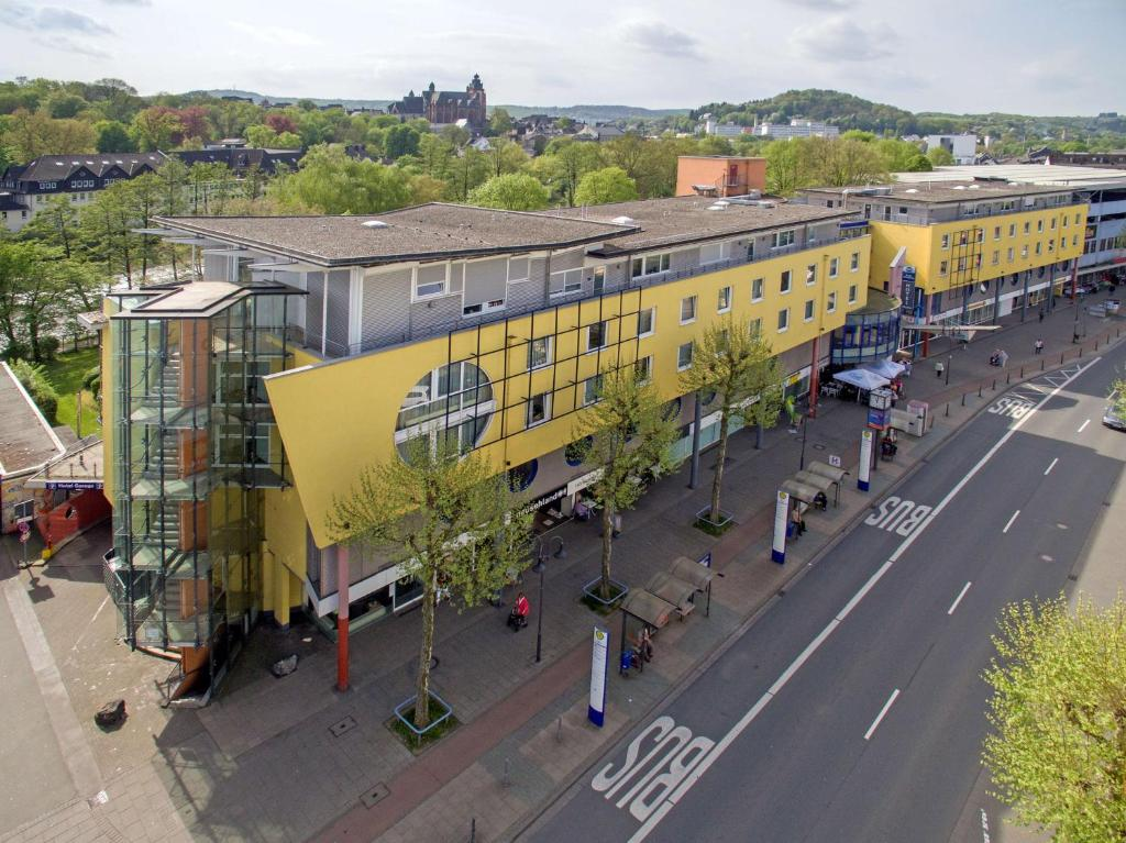 Отель  Best Western Hotel Wetzlar