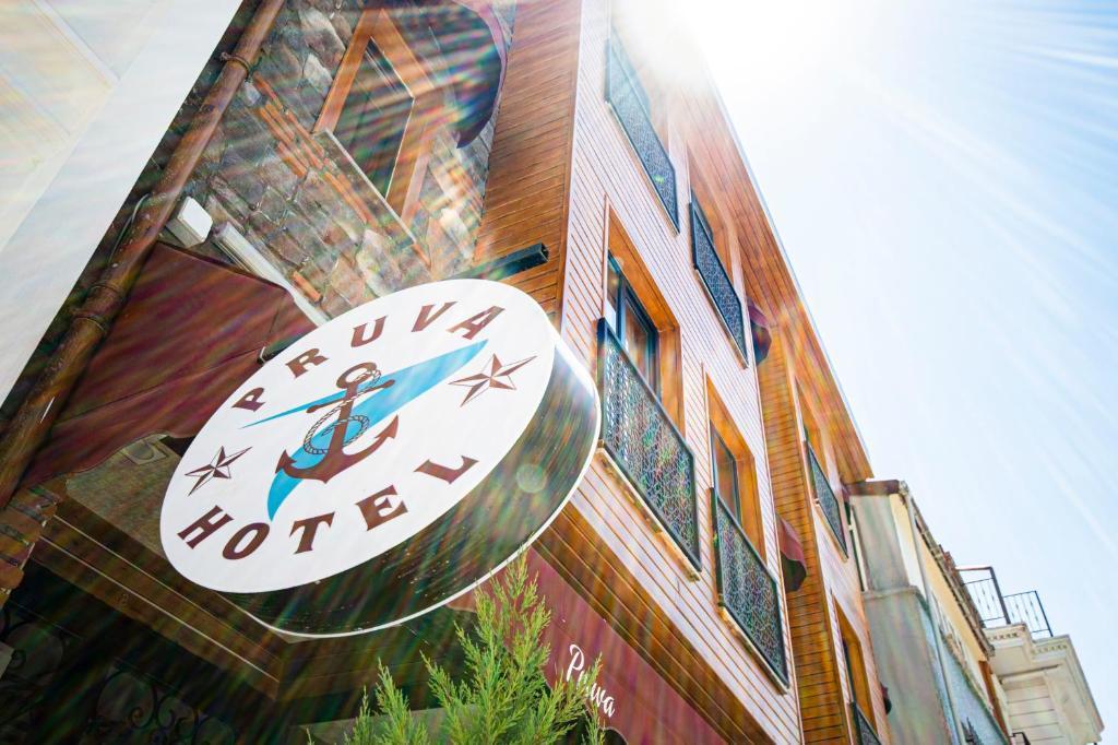 Отель  Pruva  - отзывы Booking