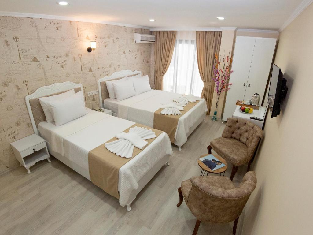 Отель  Vander Valk İstanbul Hotel  - отзывы Booking