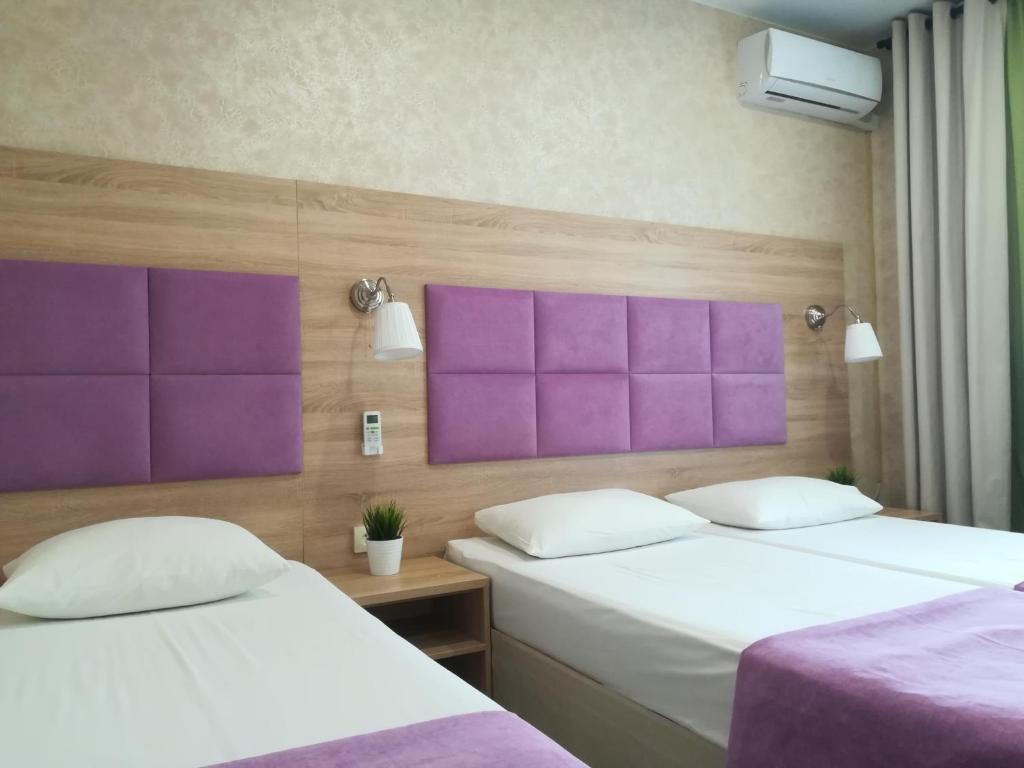 Отель AMOSOV