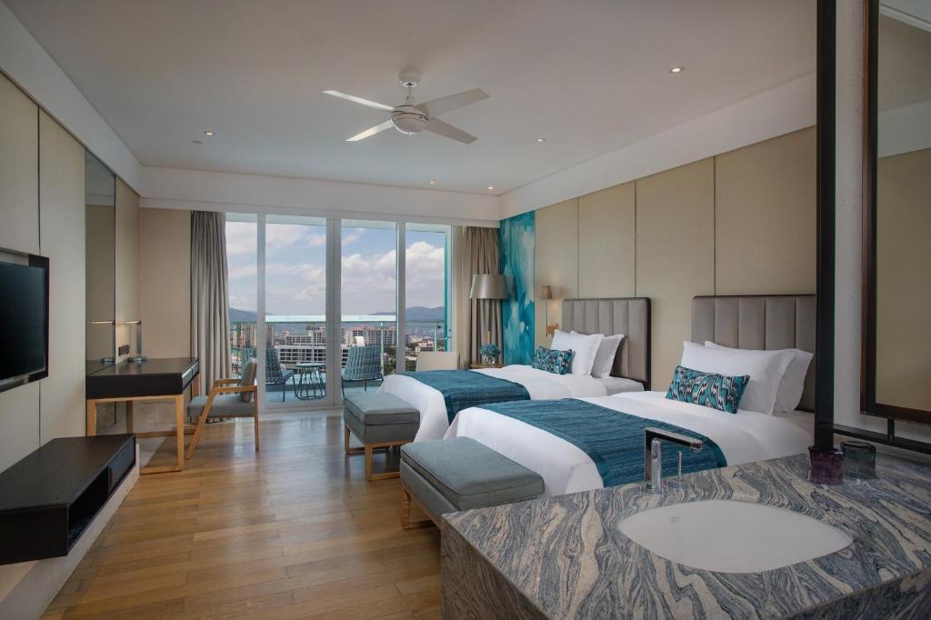 Отель Wyndham Sanya Bay - отзывы Booking