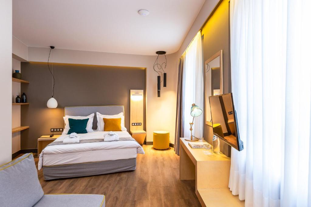 Отель  St. Bjur Suites  - отзывы Booking