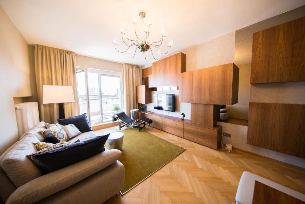 Апартаменты/квартира  Place for you  - отзывы Booking