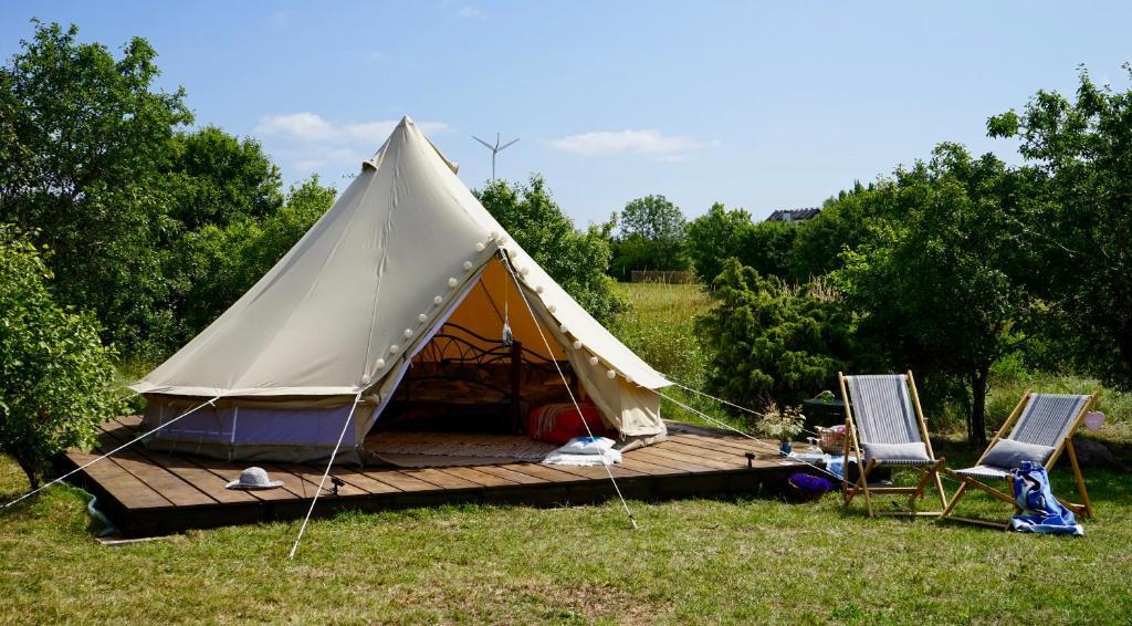 Люкс-шатер  Saare Glamping  - отзывы Booking