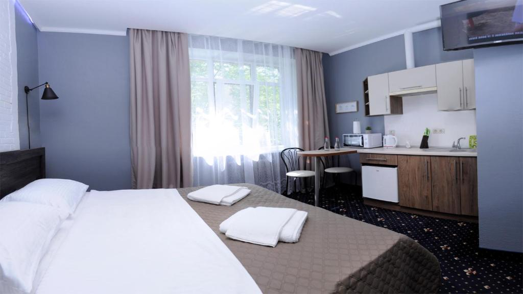 Апарт-отель  Luxury.ap