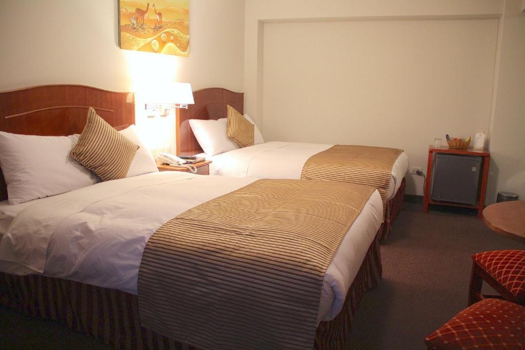 Отель Отель Casona Plaza Hotel Arequipa