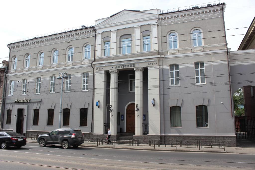 Отель Отель Отель Амурский