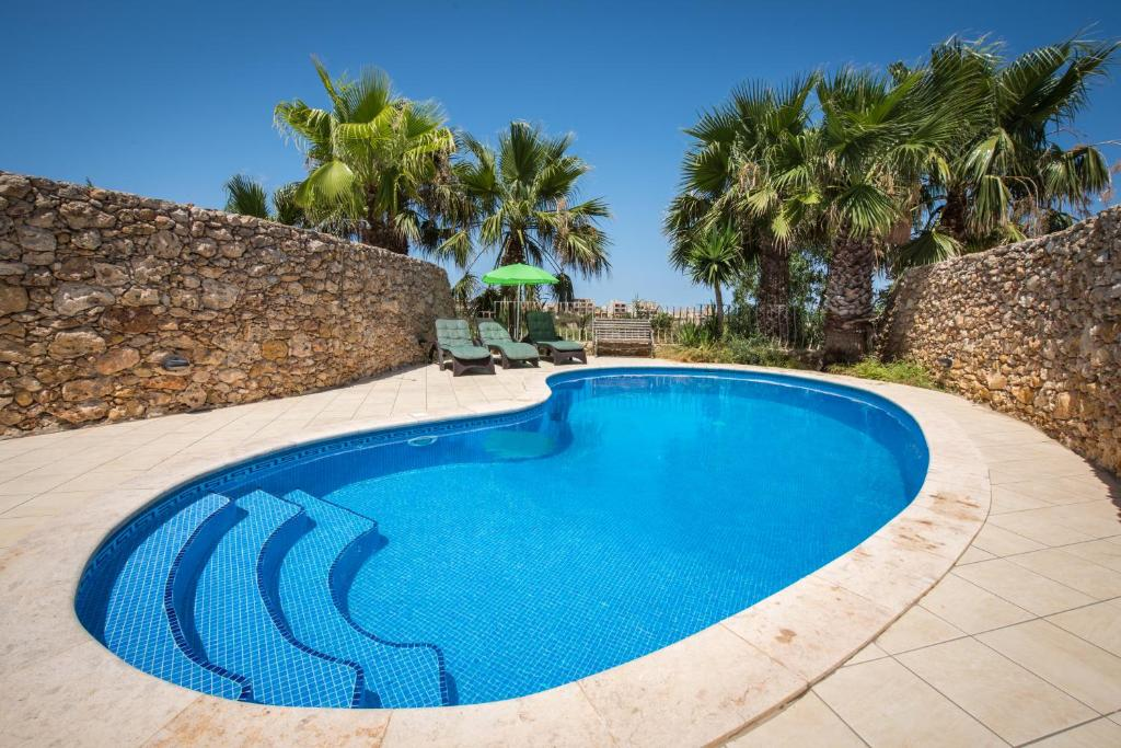 Дом для отпуска  The Palms - Holiday Farmhouse with Private Pool in Island of Gozo  - отзывы Booking