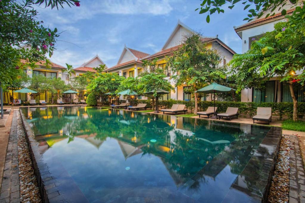 Отель  Tanei Angkor Resort and Spa  - отзывы Booking