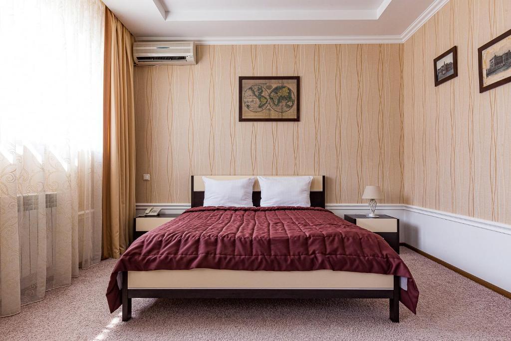 Отель  Сибирский Сафари Клуб  - отзывы Booking