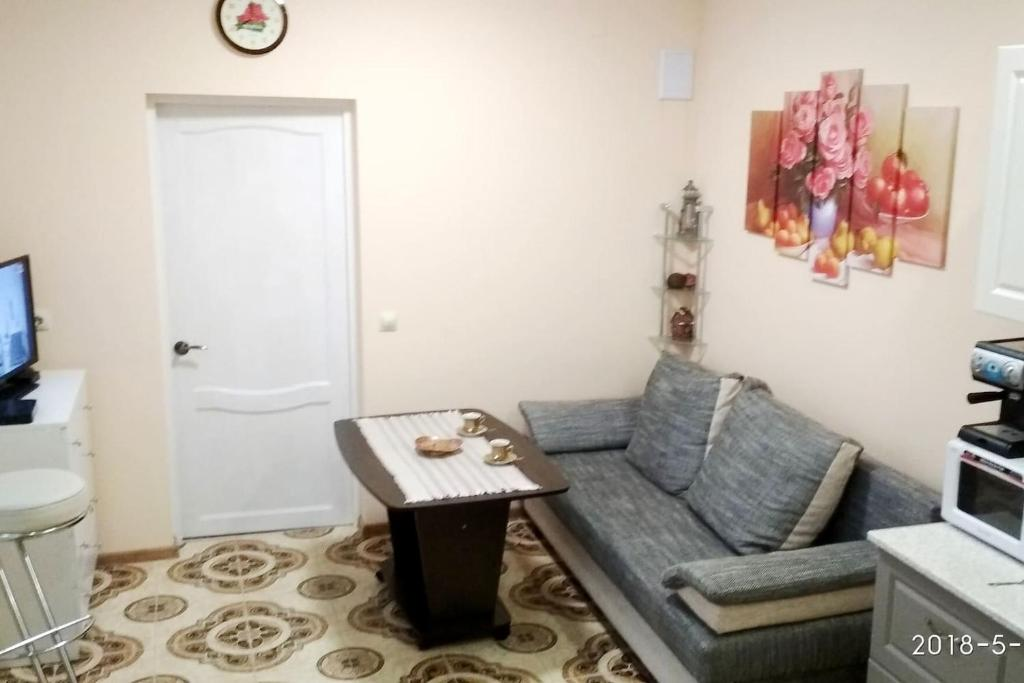 Апартаменты/квартира Уютный апартамент в домике на Набережной