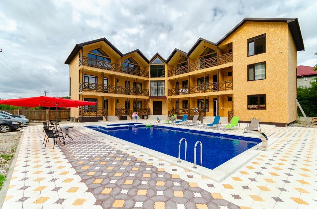 Отель Golden House Hotel - отзывы Booking