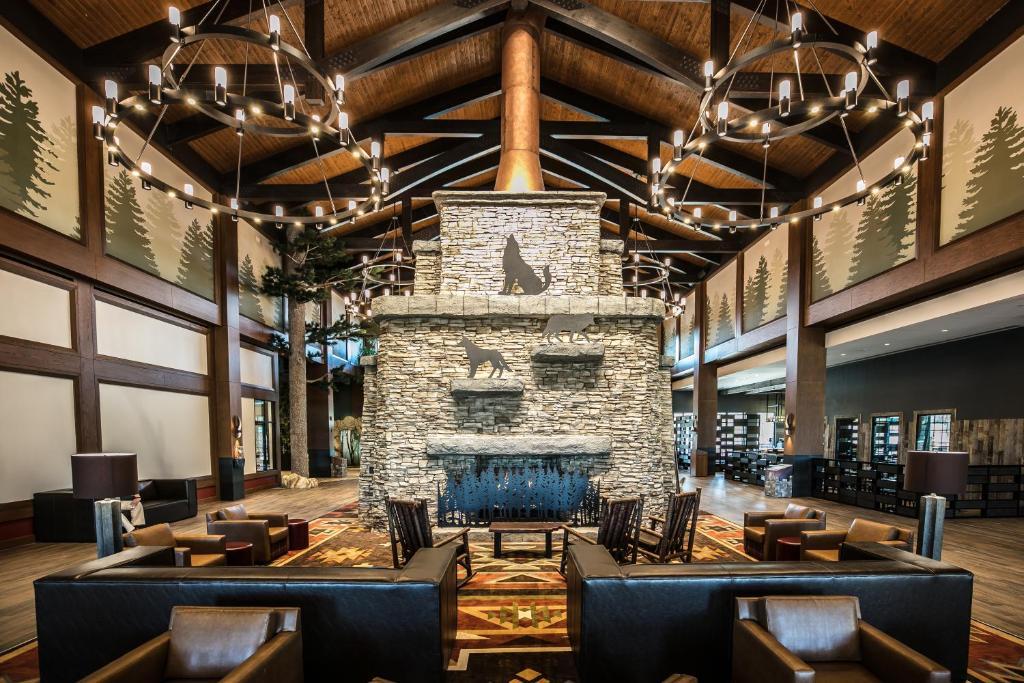 Курортный отель  Great Wolf Lodge Arizona  - отзывы Booking