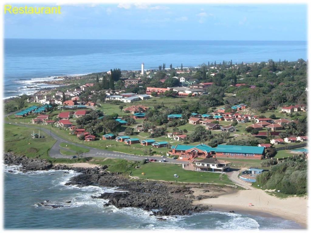 Курортный отель  Port Edward Holiday Resort  - отзывы Booking