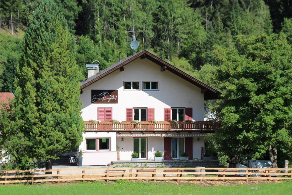 Гостевой дом  Garni Bergblick  - отзывы Booking