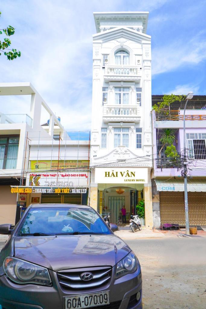 Отель  Khách Sạn Hải Vân Luxury