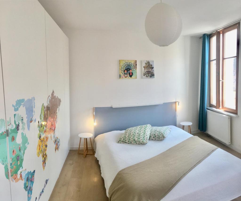 Апартаменты/квартира  Gîte Atelier de Hansi - Colmar Centre  - отзывы Booking
