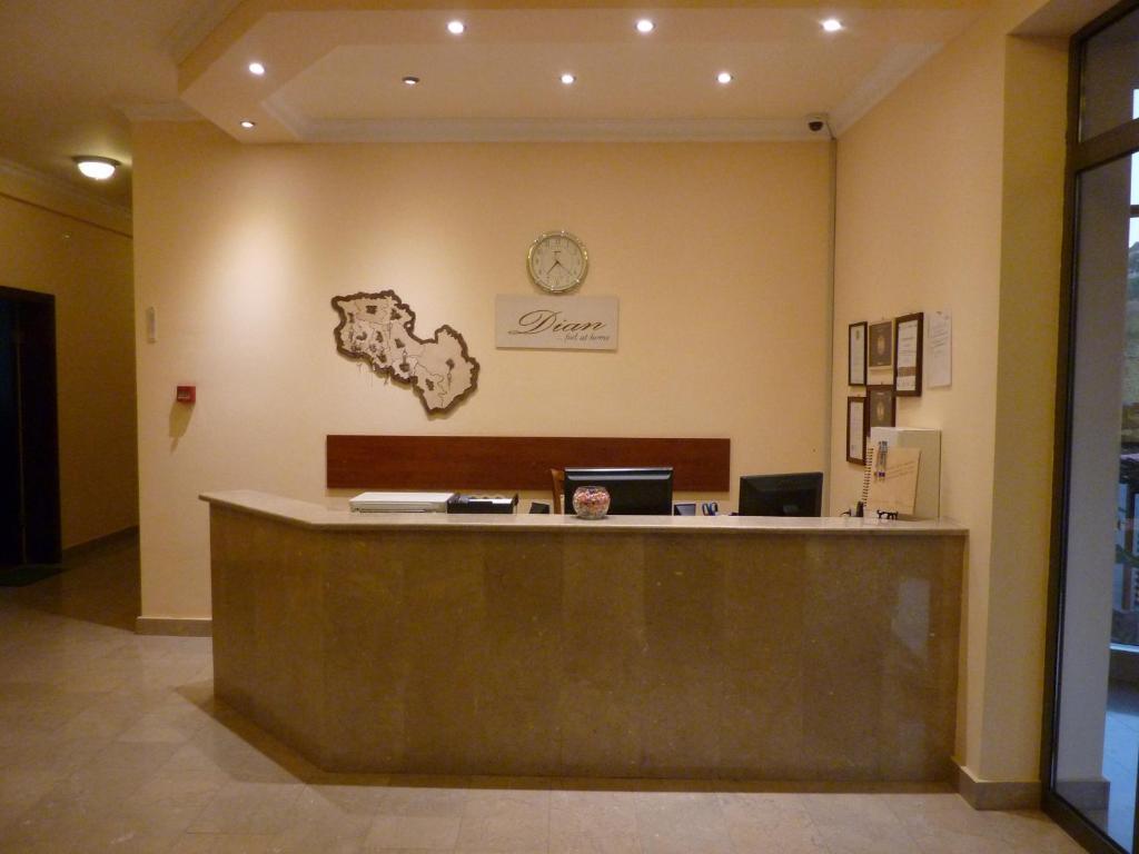 Отель Отель Dian Hotel