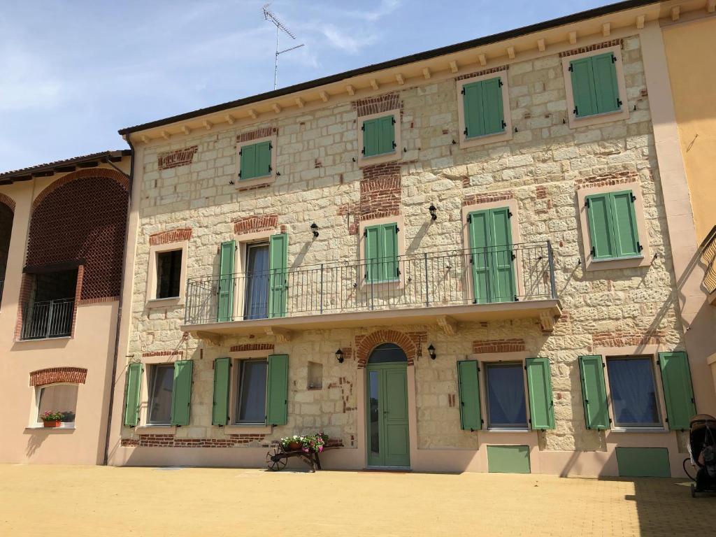 Отель типа «постель и завтрак»  Cà dal Bertu  - отзывы Booking