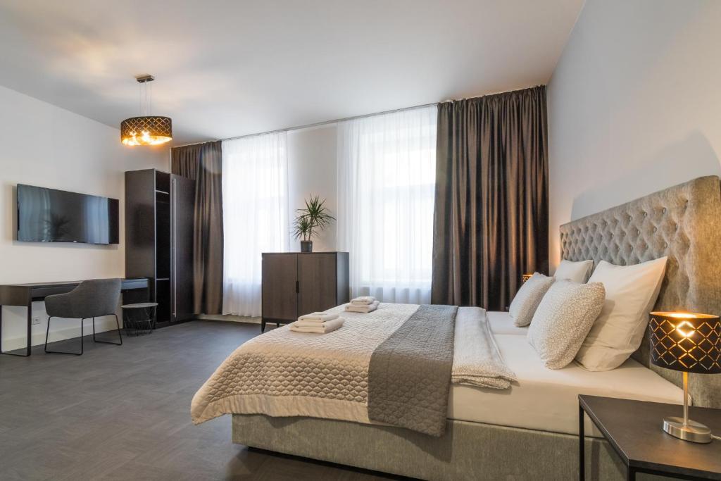 Апарт-отель  Apartmány Hradební  - отзывы Booking