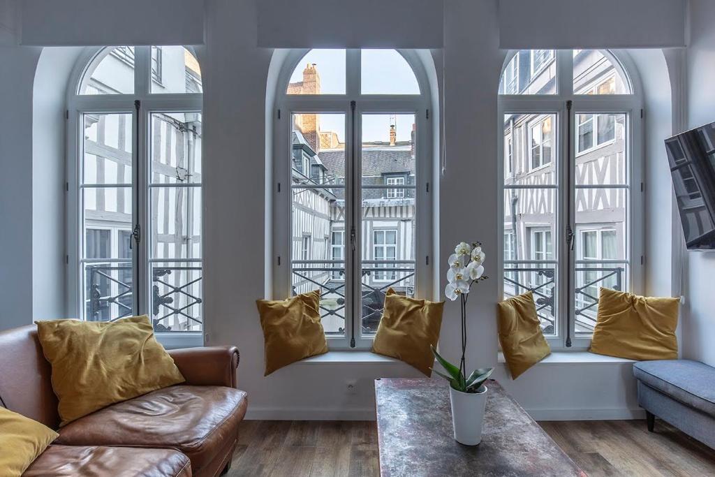 Апартаменты/квартира  Nuit Zen Rouen  - отзывы Booking